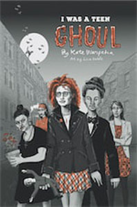 Cover of Kate Warpeha's I was A Teen Ghoul