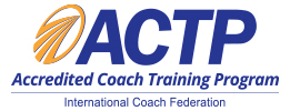 Accredited Coach Training Program seal