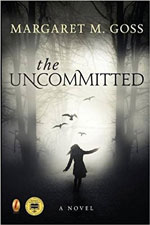 The uncommitted book cover