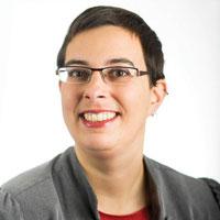 Photo of Sarah Korpi