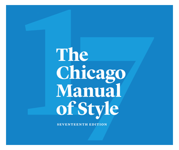 The Chicago Manual of Style logo