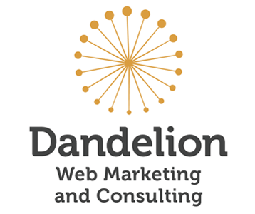 Dandelion Web Marketing and Consulting logo