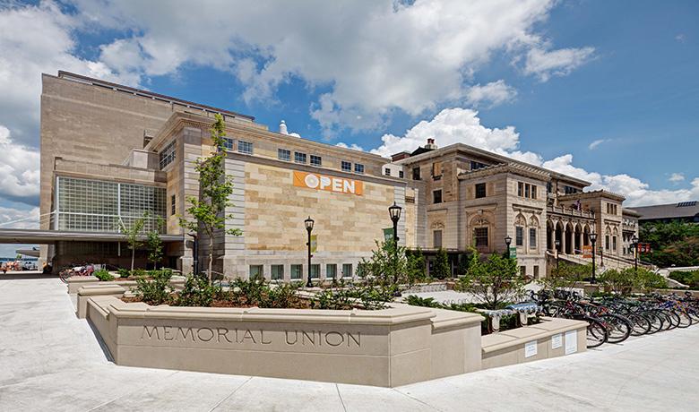 Memorial Union exterior