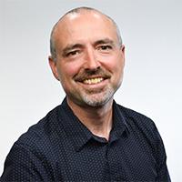 Photo of Tim Dalby