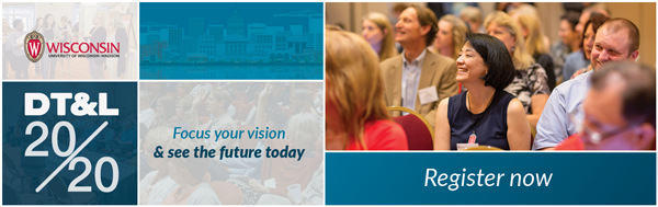 DT&L 20/20. Focus your vision & see the future today. Register now.