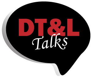 DT&L Talks logo