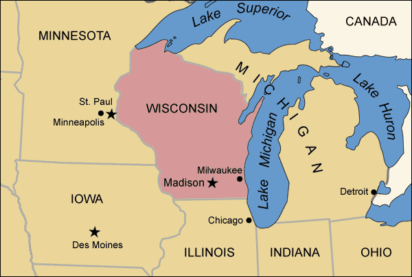 Chances for Wisconsin-Madison, and Illinois?