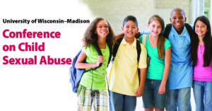 Screen Shot of banner for the Conference on Child Sexual Abuse