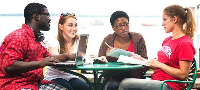 University of Wisconsin-Madison adult students