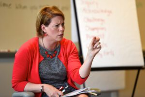 Darcy Luoma teaches at UW-Madison's Professional Life Coaching Certificate program.