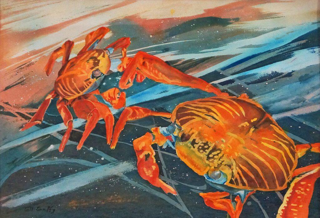 'Star Wars Crabs,' by Gillian Graffy