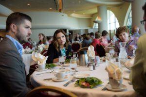 rethinking leadership lunch