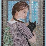 """""""Kitty"""" by Meredith Dragovich of Monticello"""