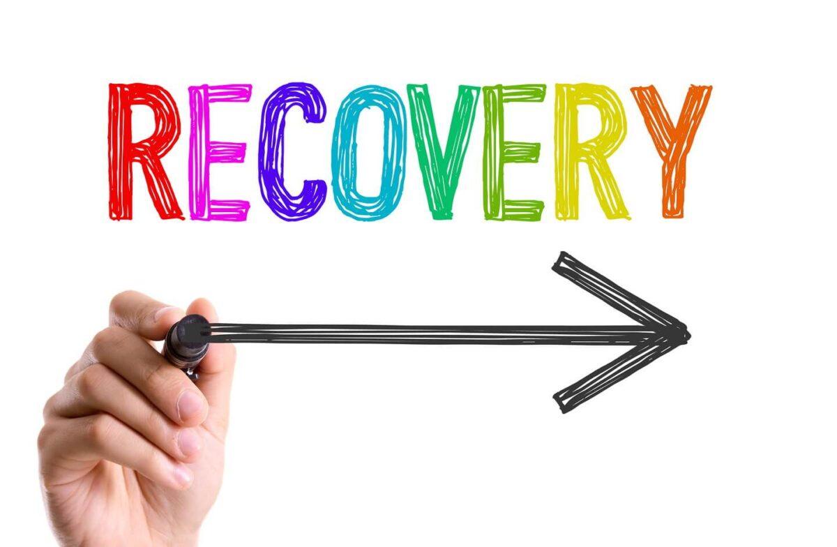 Recovery arrow