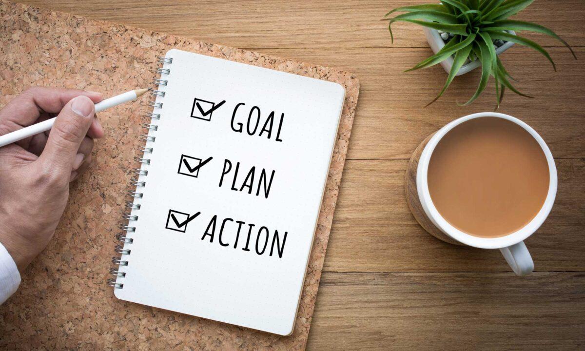 goal plan action