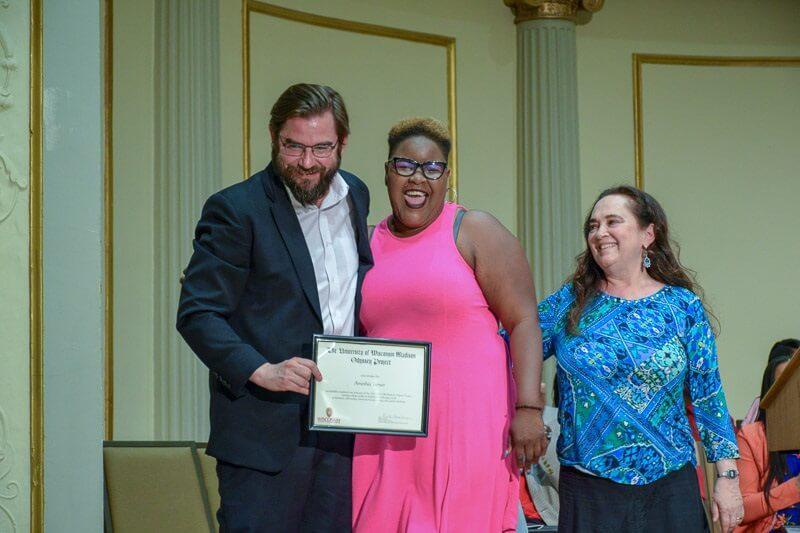 Odyssey graduation ceremony