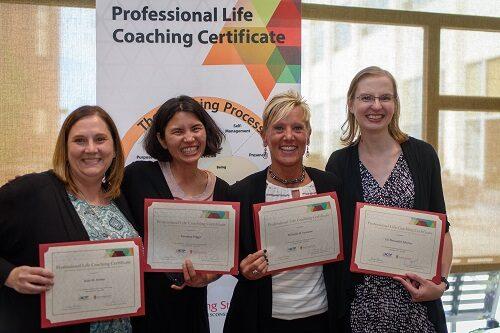UW-Madison Professional Life Coaching Certificate program