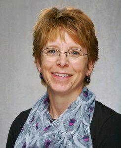 headshot of Sybil Pressprich
