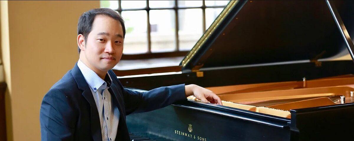 pianist kangwoo jin