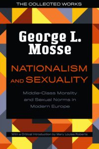 cover of George Mosse book
