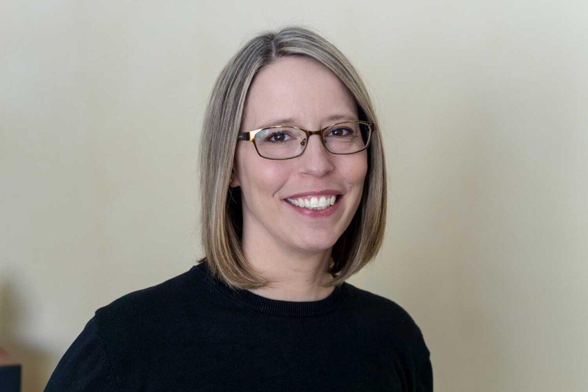 headshot of Anne Niendorf