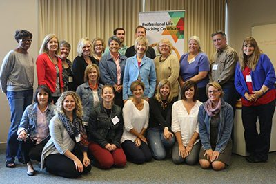 Professional Coaching Cohort participants from 2014-15