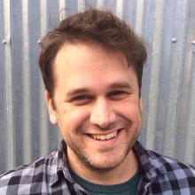 Author Dean Bakopoulos