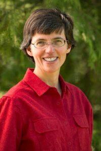 """Heather Shumaker, author of """"Saving Arcadia"""""""