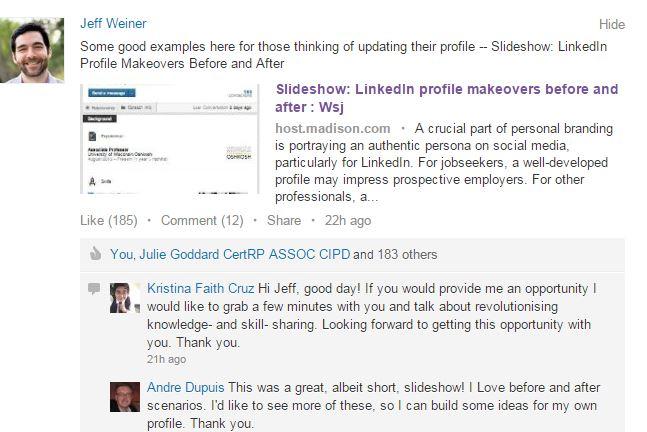 Jeff Weiner LinkedIn