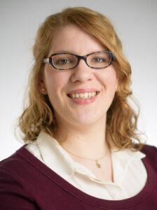 Elizabeth Schrimpf, career counselor
