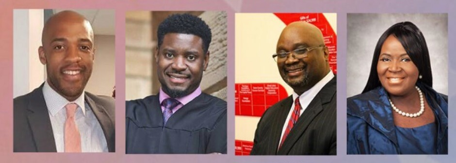 Mandela Barnes, Hon. Rev. Everett Mitchell, Dr. Ruben L. Anthony, Jr., Sheila Stubbs