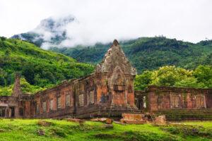 Wat Phou monument