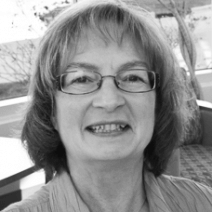 Author and writing instructor Christine DeSmet
