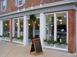 Arcadia Books is one of the charming stores that helped Spring Green make Smithsonian Magazine's list of America's 20 Best Small Towns.