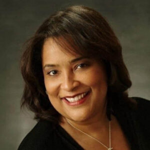 headshot of Deborah Biddle