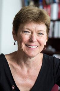 UW-Madison Provost Sarah Mangelsdorf