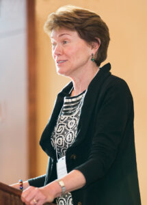 Provost Sarah C. Mangelsdorf: 'We are looking at strategies to grow and enhance Summer Term in ways that will benefit our learners and our university.'