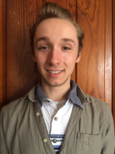 Ethan Heyrman will expand climate change education at the Aldo Leopold Nature Center in Monona.