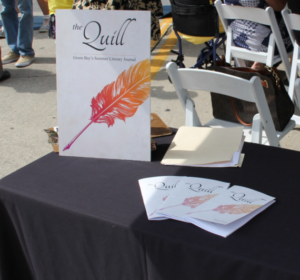 The Quill helps students see themselves as writers.
