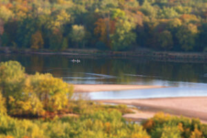 Attendees will stroll along the beautiful Wisconsin River.