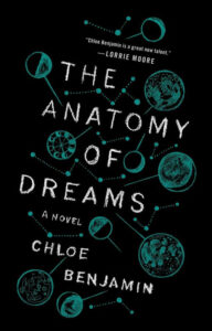 Book Cover Image: The Anatomy of Dreams