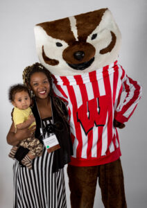Atkinson will graduate with a degree in psychology at UW-Madison's Winter Commencement.