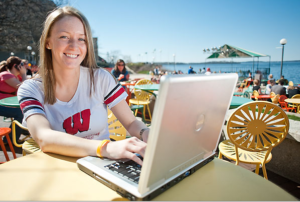 Online courses now play a bigger role in Summer Term, appealing to those who can't fit a face-to-face class into their summer plans.
