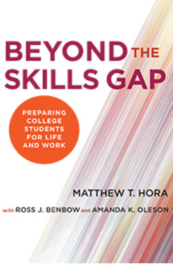 Book cover: Beyond the Skills Gap