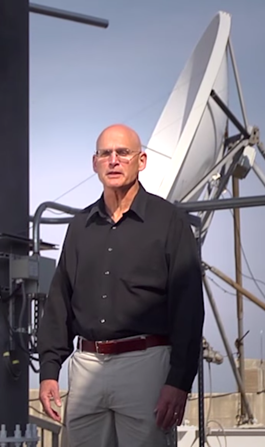 Changing Weather and Climate in the Great Lakes Region was led by Steve Ackerman, UW–Madison Atmospheric and Oceanic Sciences professor and director of the Cooperative Institute for Meteorological Satellite Studies.