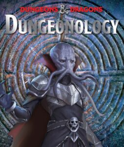 dungeonology book cover