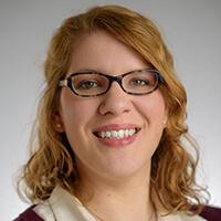 headshot of Elizabeth Schrimpf