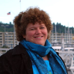 Beth Fahlberg, a nationally recognized expert in nursing and palliative care, led Easing the Burden of Aging and Illness.