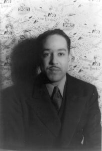 The session on Langston Hughes will feature live jazz piano to emphasize the vital connection between Harlem Renaissance musicians and authors.
