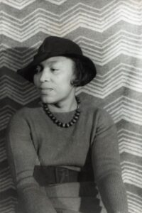 Harlem Renaissance artists like Zora Neale Hurston sought new expressions of African American identity.